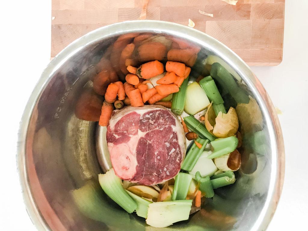 7 minute instant pot bone broth recipe